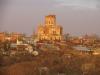 Вид на Покровский храм с Аргамача