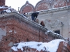 восстановление карниза храма